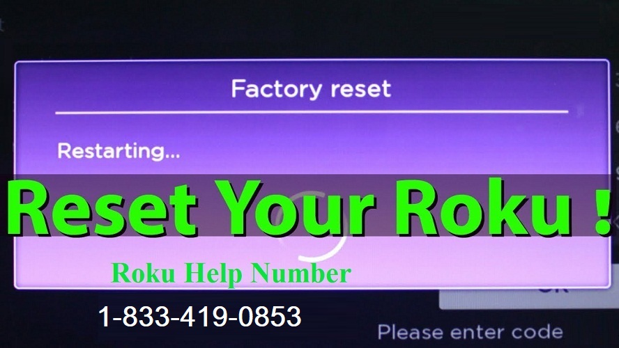 How to Change Roku Stick to Factory Settings without Remote?