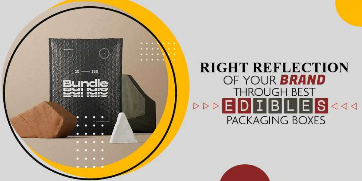 Right Reflection of your Brand through best Edible Packaging Boxes