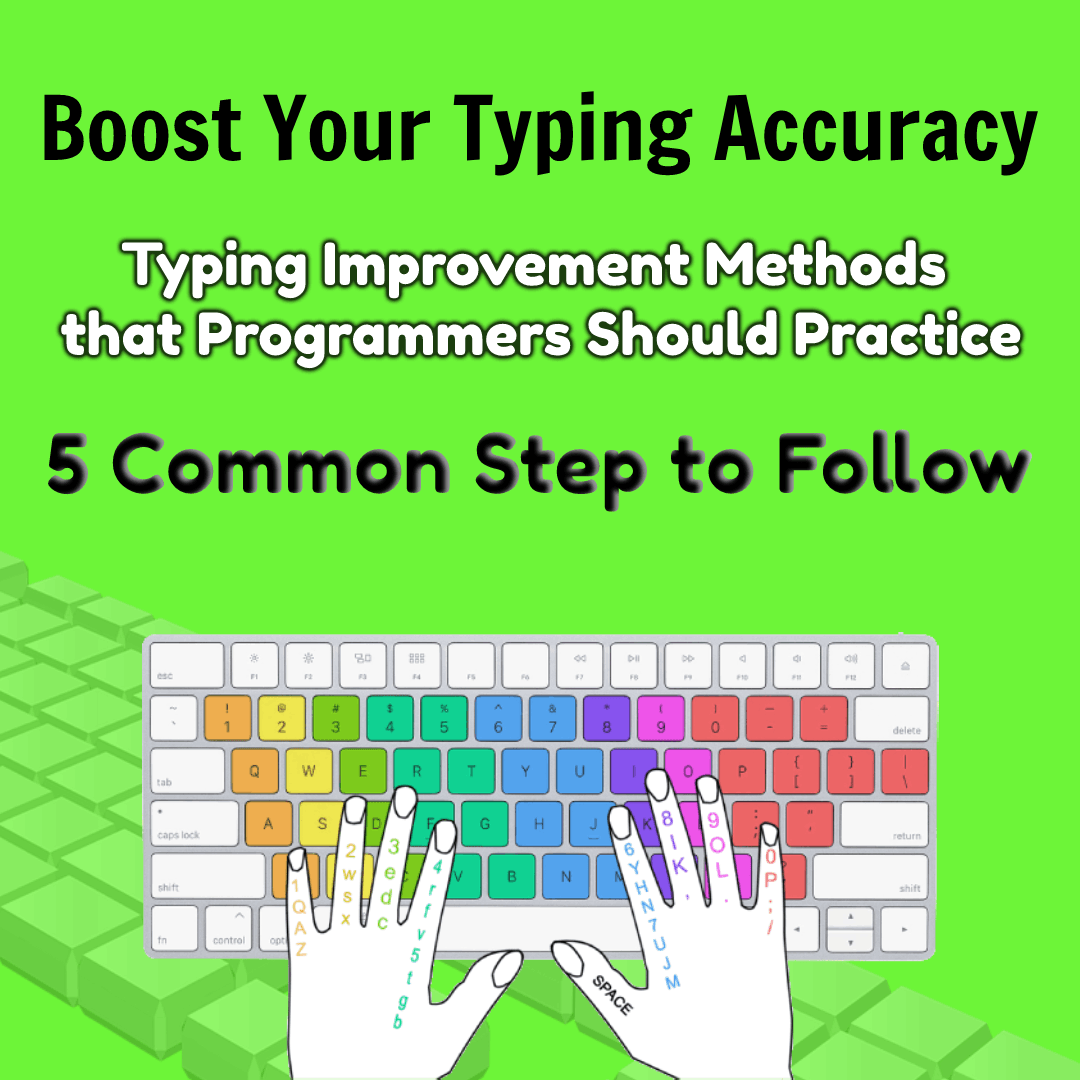 How To Improve Typing Accuracy And Speed | 5 Easy Technique | Basic Computer Knowledge
