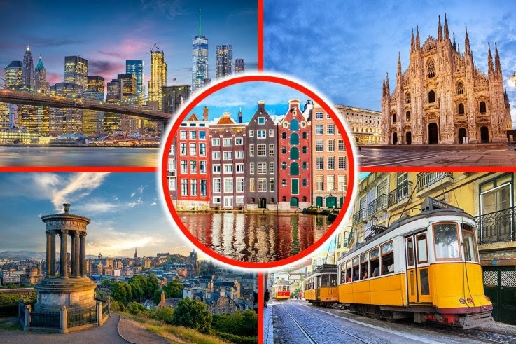 Top 10 Cities In The World In 2021 Revealed - Axearo Top 10