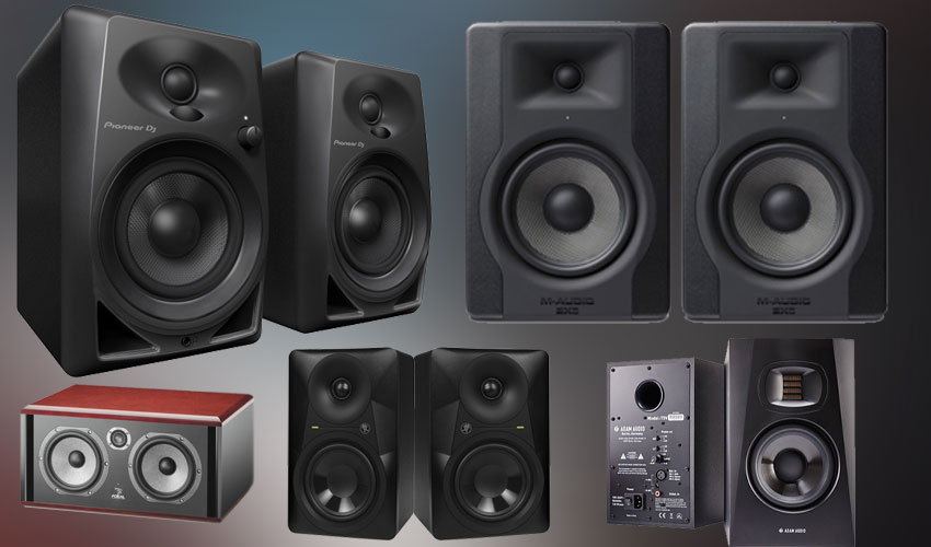 The 8 Best Budget Studio Monitors For Music Producers - Producers Buzz