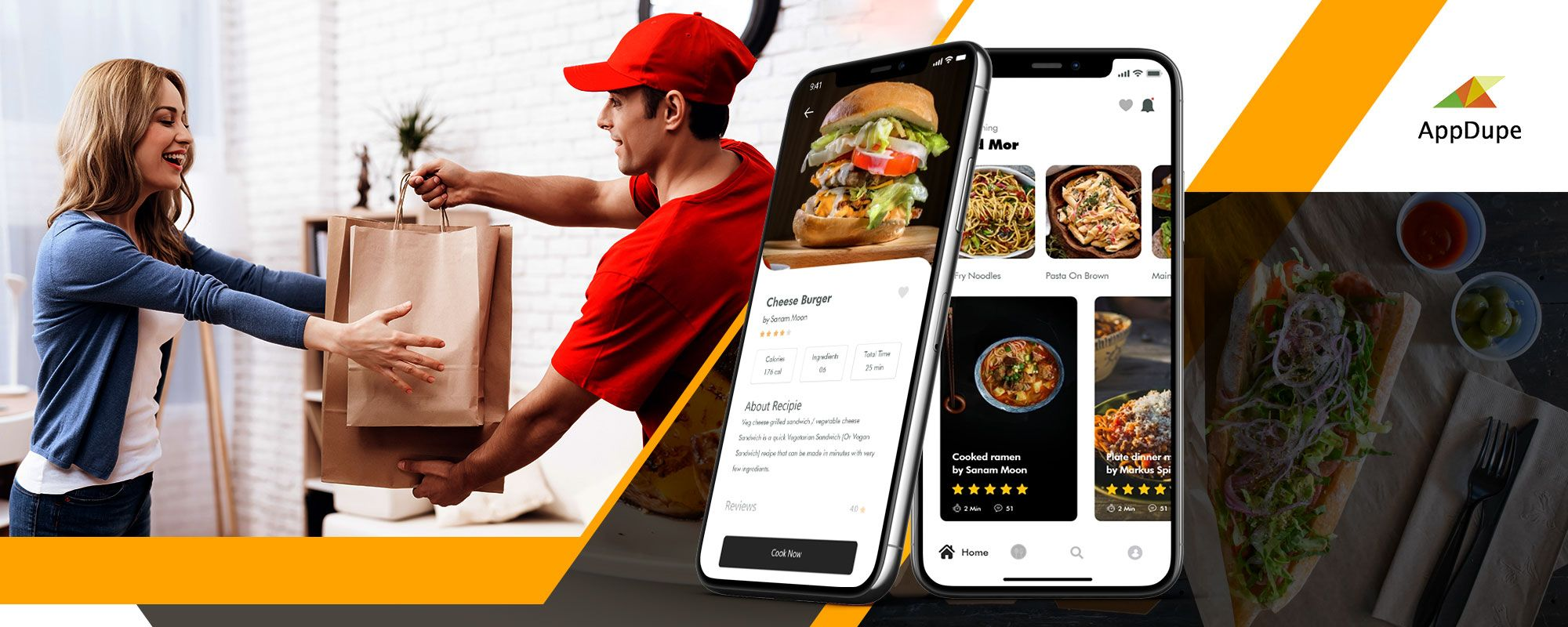 Develop a Food Delivery App like UberEats with Blockchain Technology