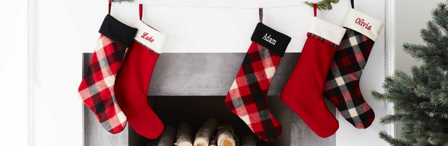 Merry Stockings Cover Image