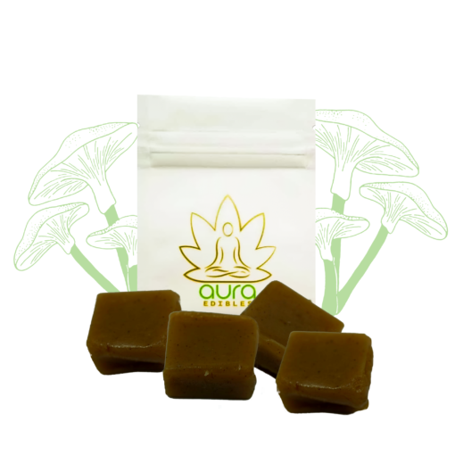 Buy Aura Extract Artisan Psilocybe Caramels – Espresso Latte Online - OBO
