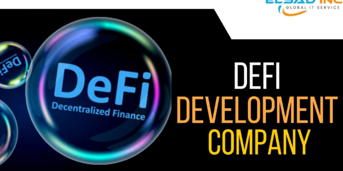 All You Need To Know About DeFi Platform Development