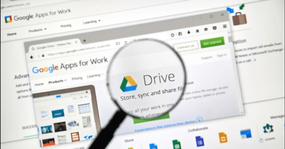 What's Google Drive, and what's going on? -