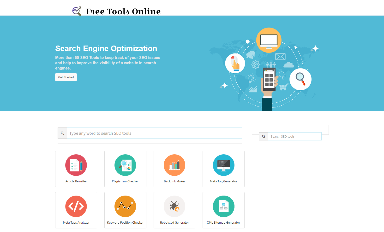 Top 9 Simple And Free SEO Tools In 2021 - Free Tools Online