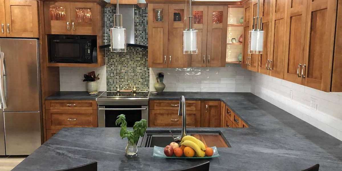 What are the Advantages of Kitchen Cabinets?
