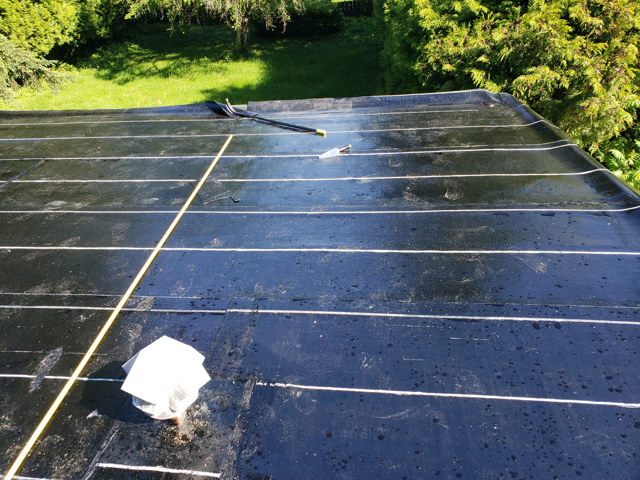 Roofing   Flat Roofing   - SRS ROOFING AND EXTERIORS