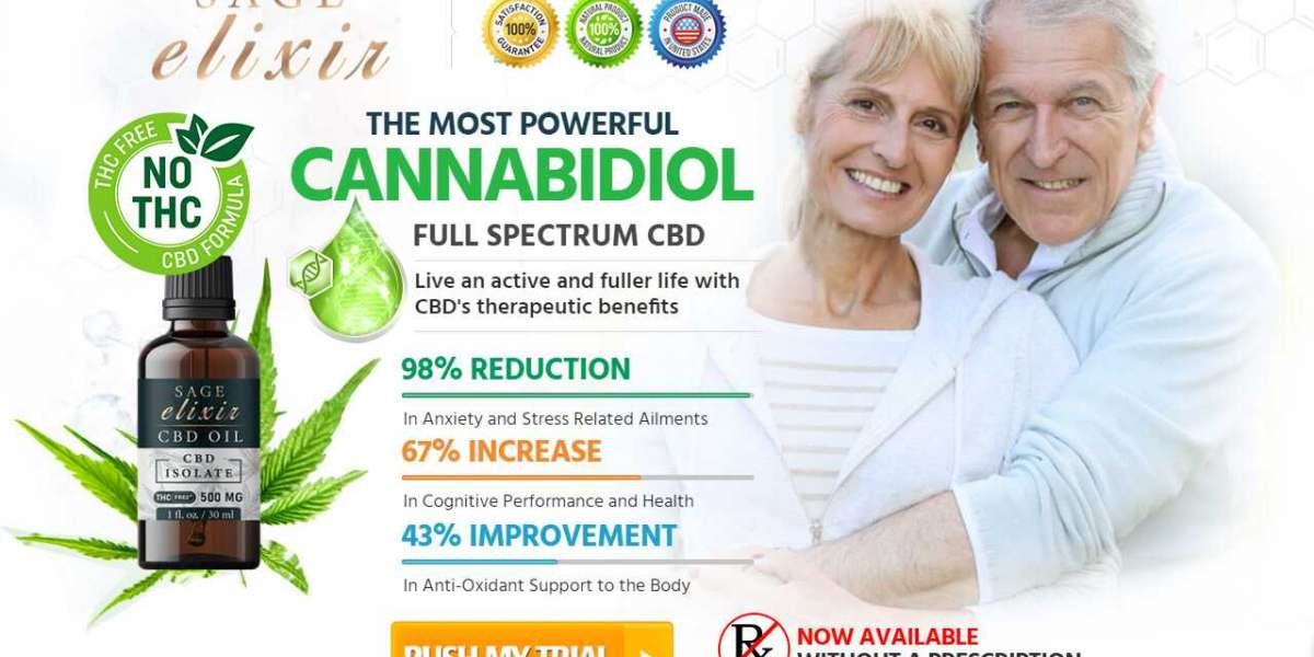 Sage Elixir CBD Oil : Reviews For The Lowest Price Available {this Site}