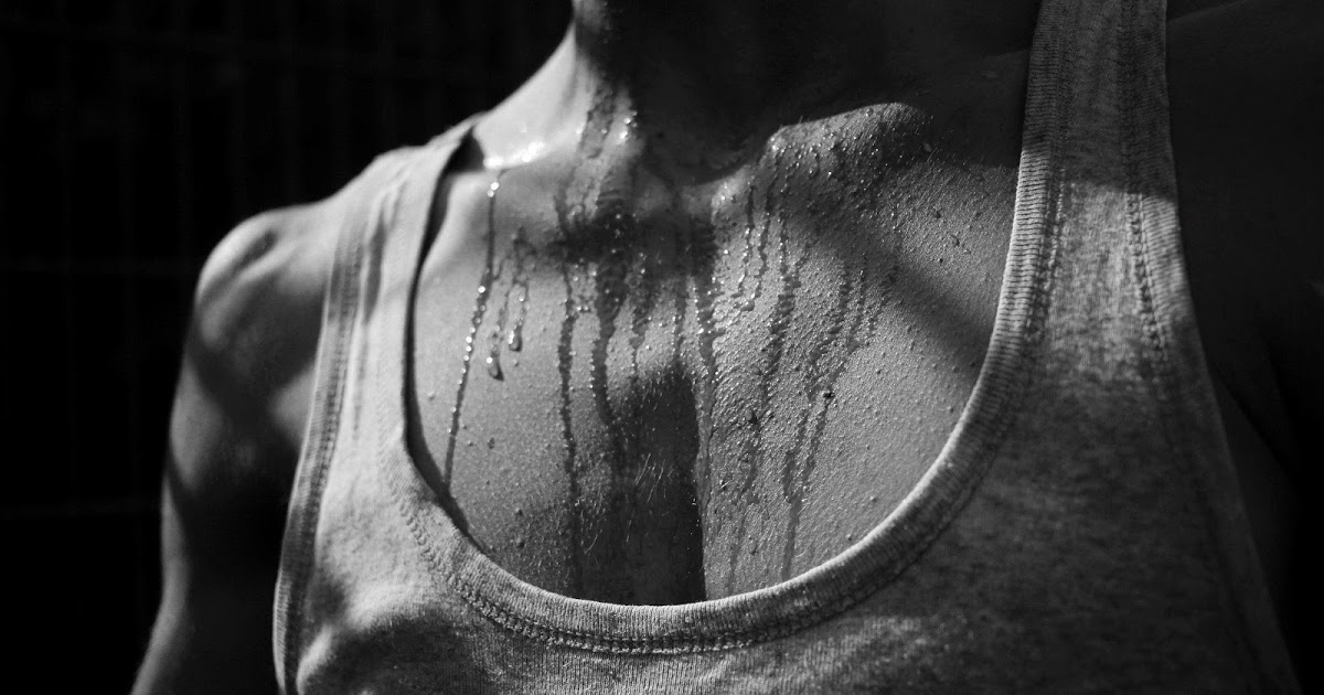 Can you lose belly fat by sweating ?