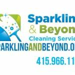 Sparkling and Beyond Cleaning Services Profile Picture