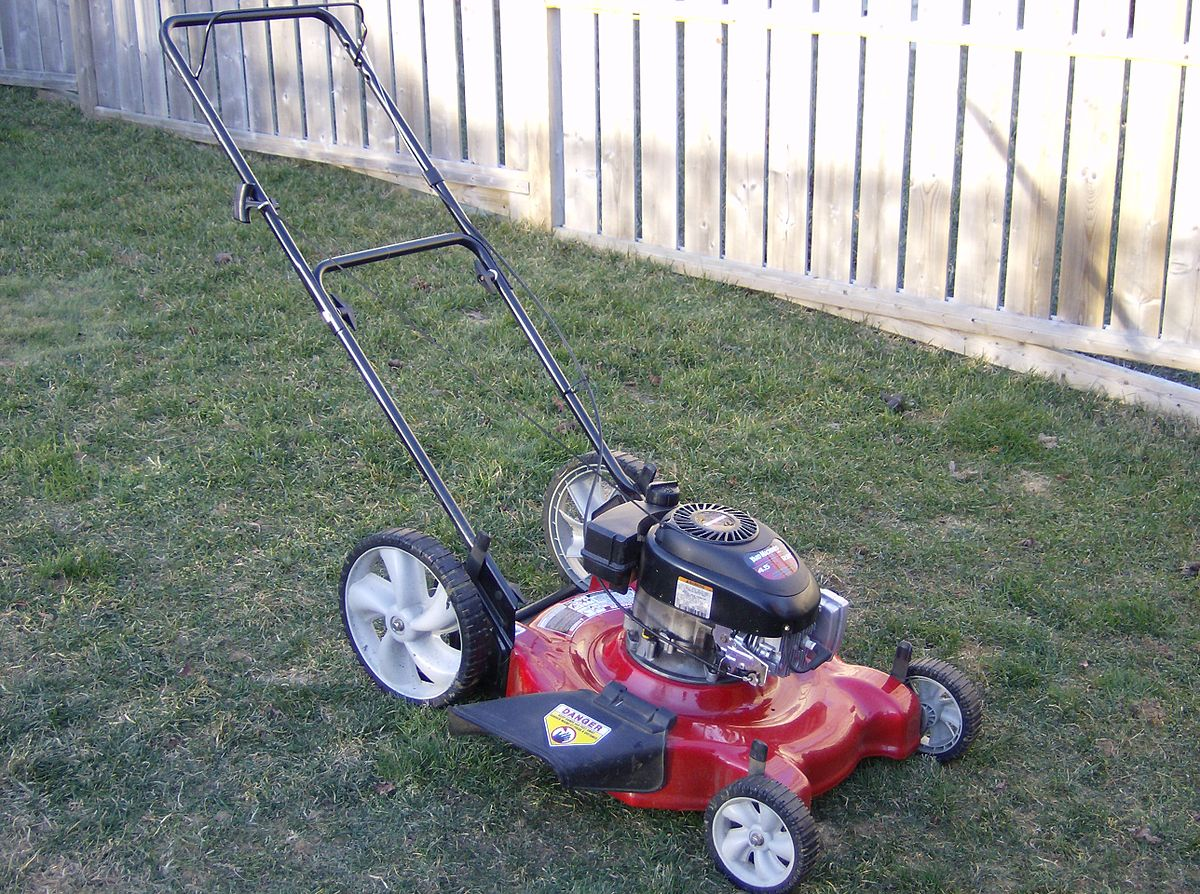 What Are Different Types Of Lawn Mower?? - TrendyTarzan