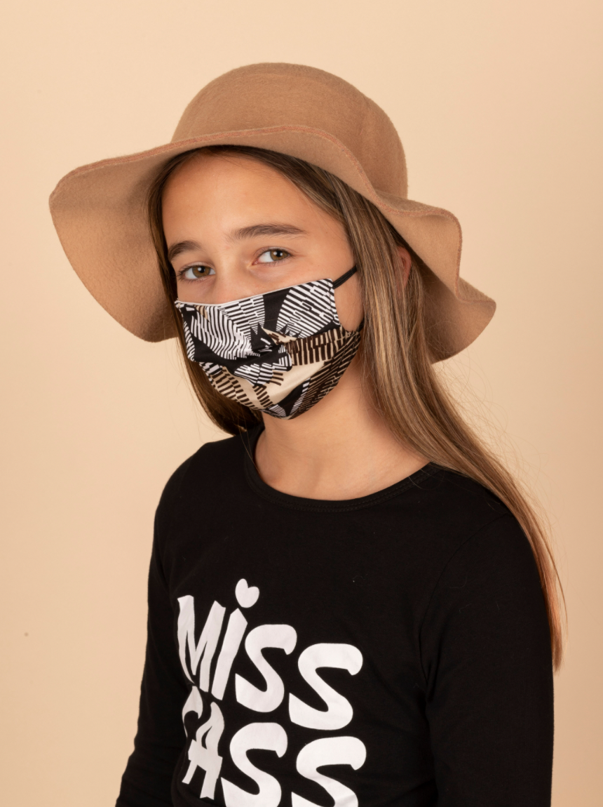 Tips for Choosing the Right Children's Face Mask with Filters - Mia Belle Baby