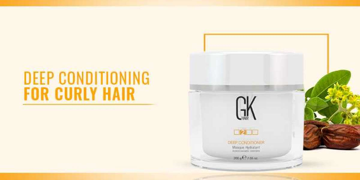 DEEP CONDITIONER - EXTREME NOURISHMENT FOR CURLY HAIR