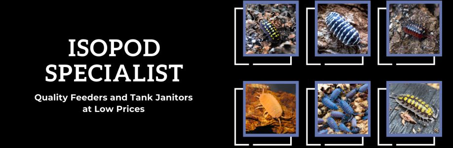 Isopod Specialist Cover Image