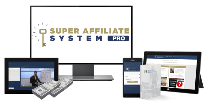 Great if your offering a discount on the Super Affiliate System...