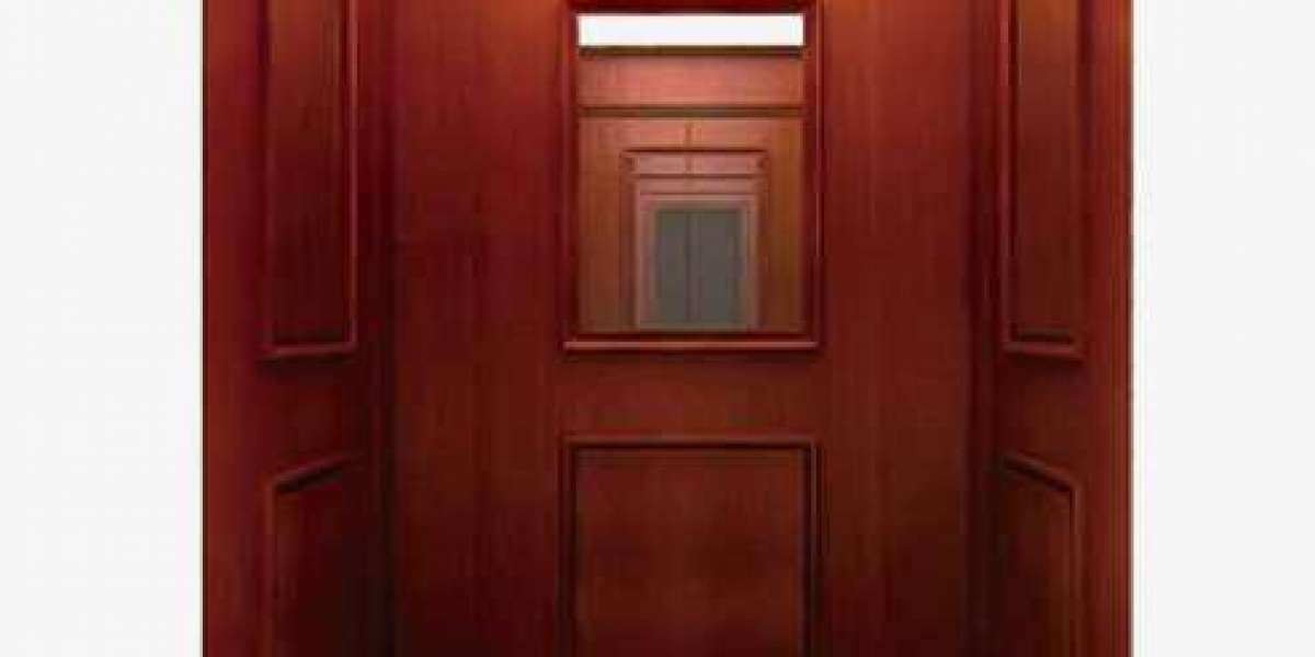 Will try to open the elevator door or try to escape from the top