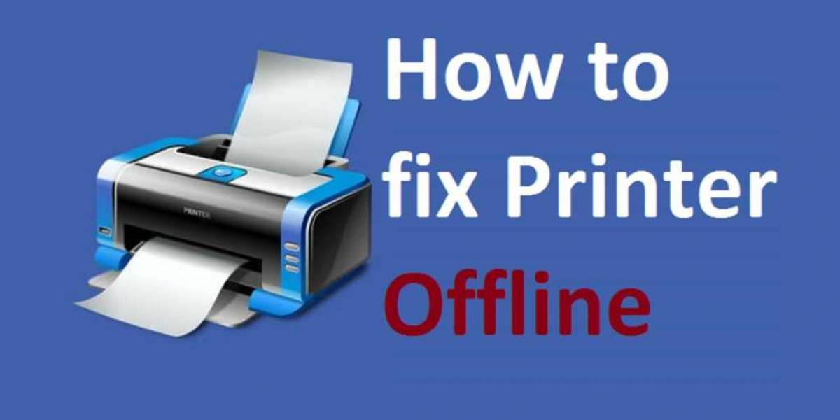 Get rid of HP printer offline error like a pro! Here is how.