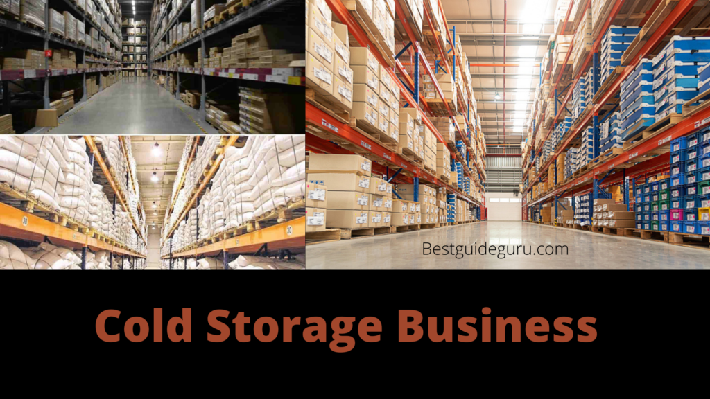 Cold Storage Business: There is an opportunity to earn millions, install machines, and earn from the cold storage business
