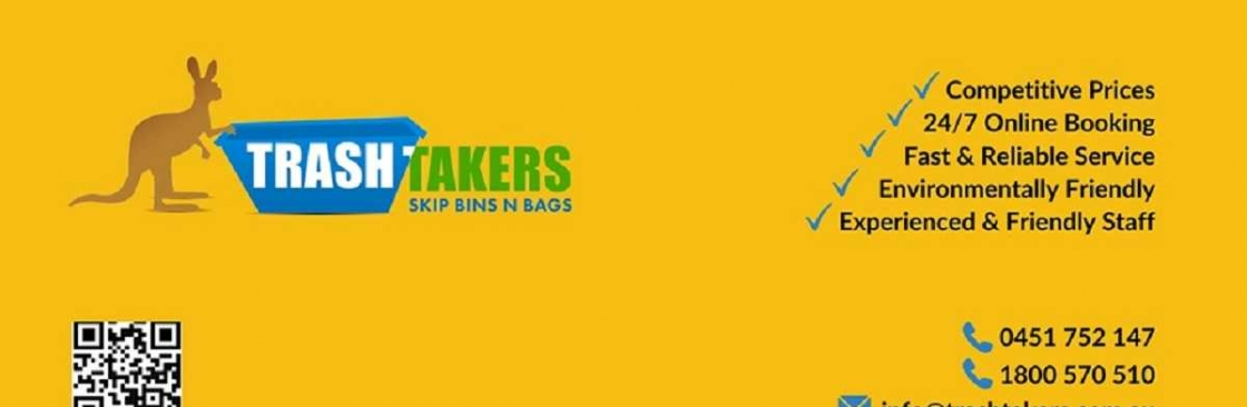 Trash Takers Cover Image
