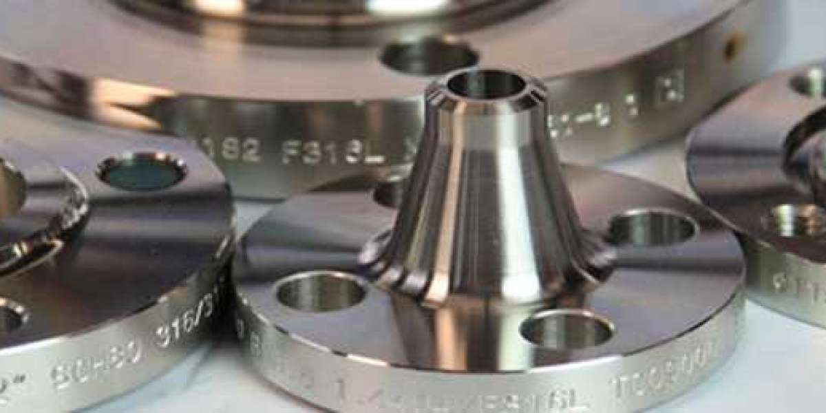 Get Premium Quality Products from Duplex Flanges Manufacturer India