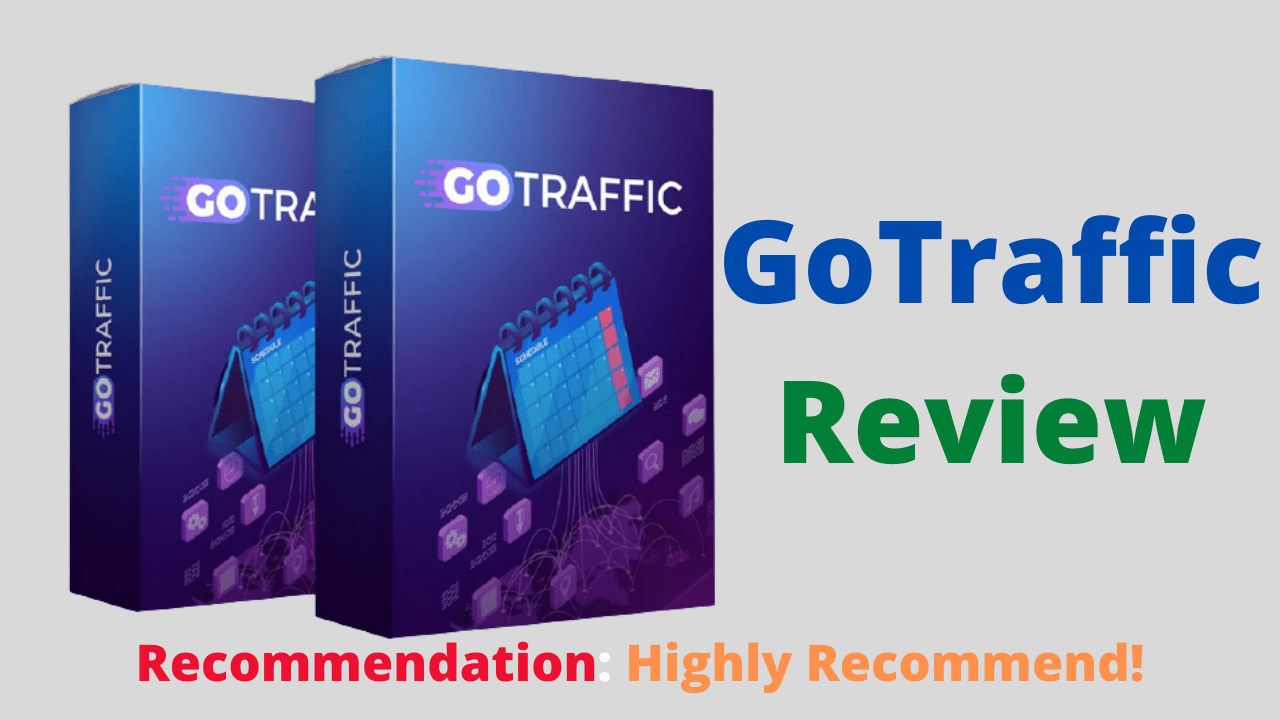GoTraffic Review - ⭐️ Get Unlimited Traffic For Your Online Business