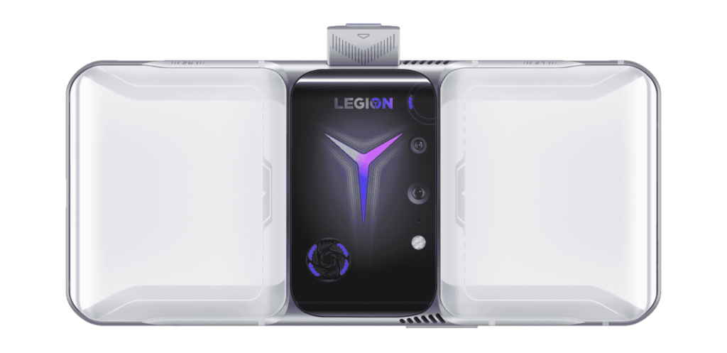 The Lenovo Legion Duel 2 is an unusually designed gaming phone that resembles a handheld console. - TechnoZive