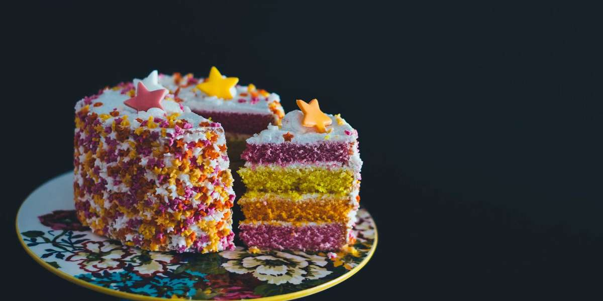 Best Designer and Delicious Online Cake Delivery in Noida