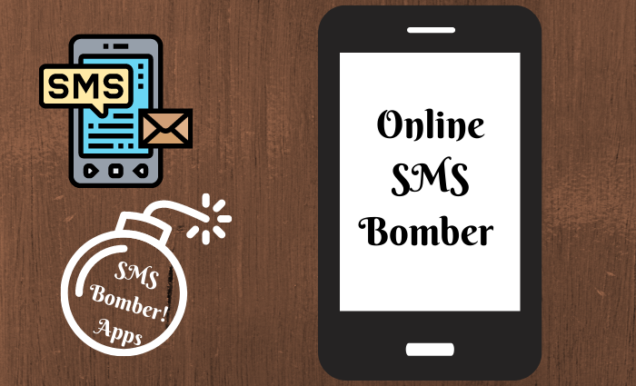 What is Online SMS Bomber App, and how to use it?   by Ashik Sarker   AndroidBlue1   Apr, 2021   Medium