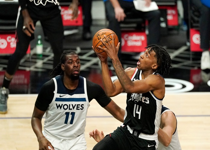 Clippers shoot down Timberwolves - LONDON TIME NEWS