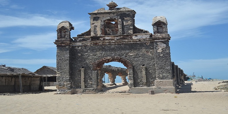 The Mysterious Story Of The Ghost Village Dhanushkodi