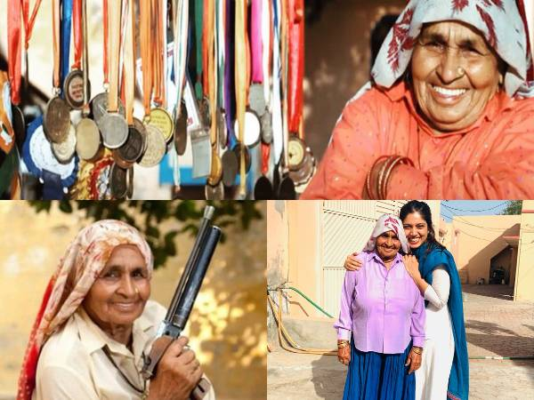 Chandro Tomar Shooter Dadi passes away due to Covid-19; actress who played her role in movie shares emotional message