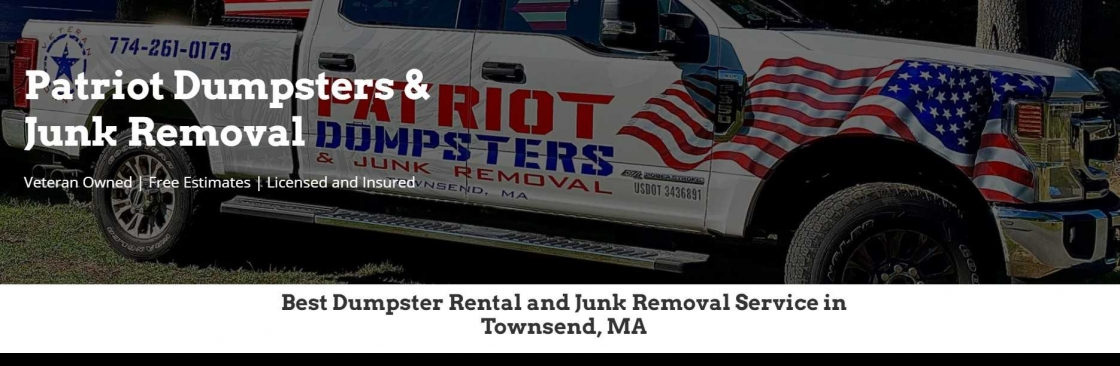 Patriot Dumpsters and Junk Removal Cover Image