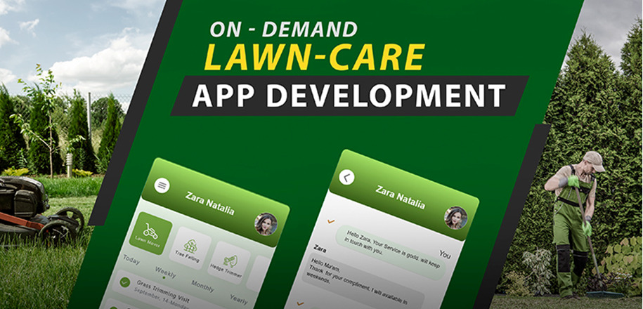 Lawn Care App: Popularity of On-Demand Lawn Care Business?