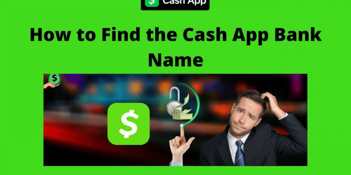 How to Find the Cash App Bank Name
