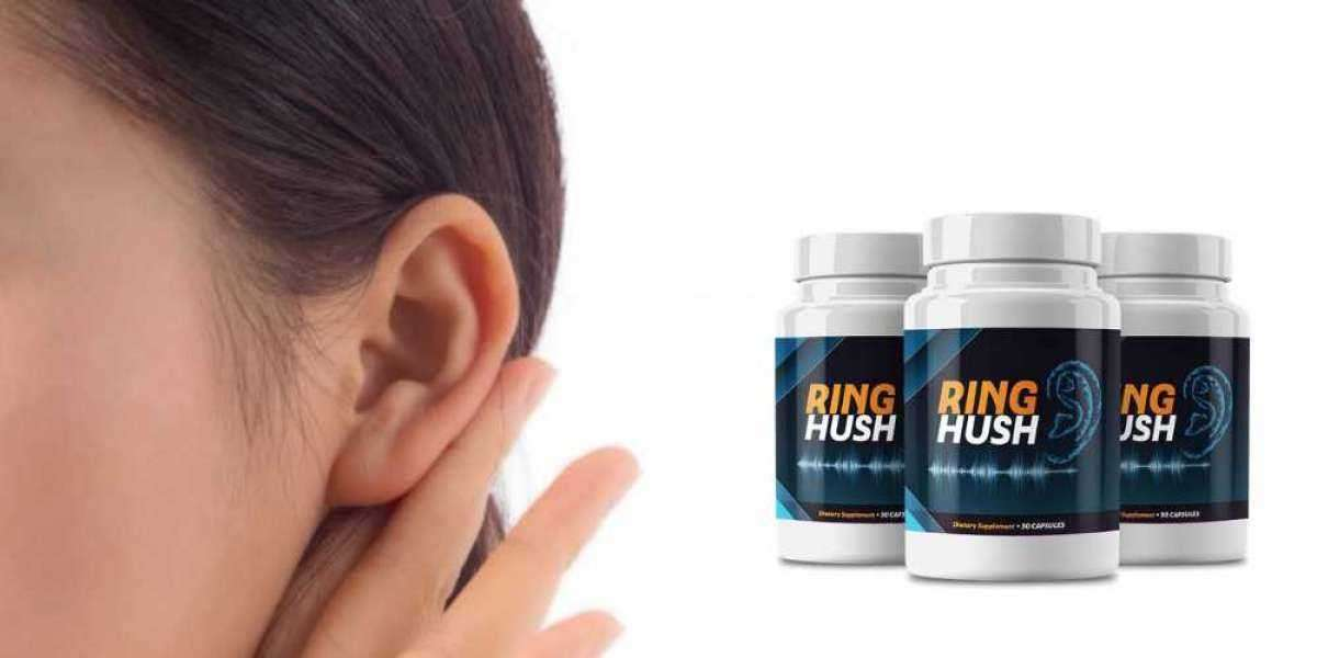 RingHush | Ring Hush Tinnitus Pills Really Work?