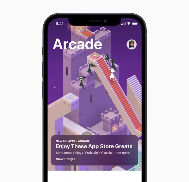 Apple Arcade welcomes 32 new games, including Monument Valley