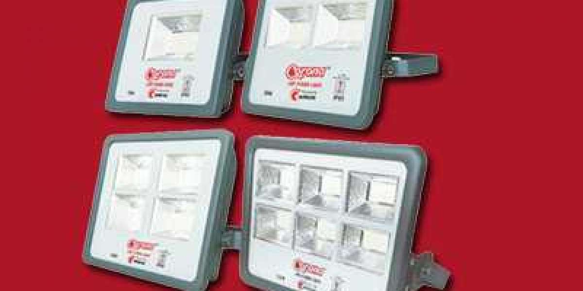 Top 5 LED Flood Light Manufacturers in India