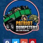 Patriot Dumpsters and Junk Removal Profile Picture