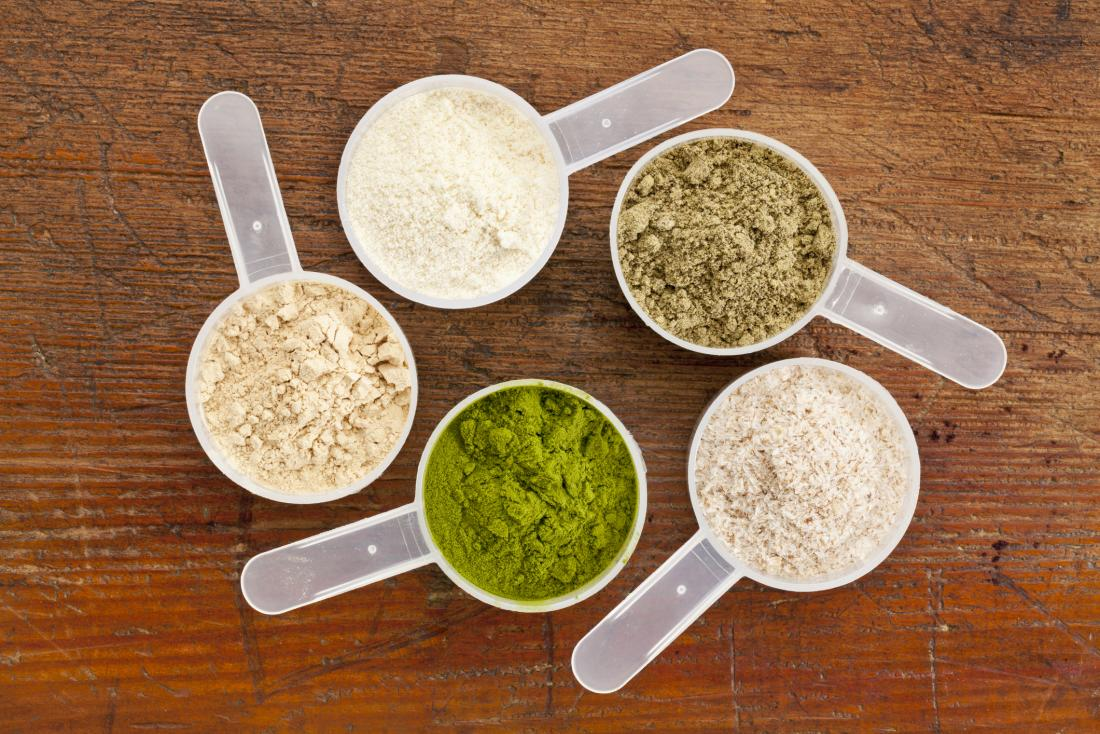 Top 3 amazing health benefits of taking Natural protein powder. - Fictionistic