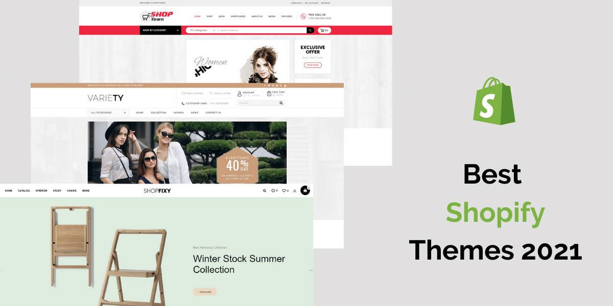 15+ Best Shopify Themes To Make Your Business Stand Out