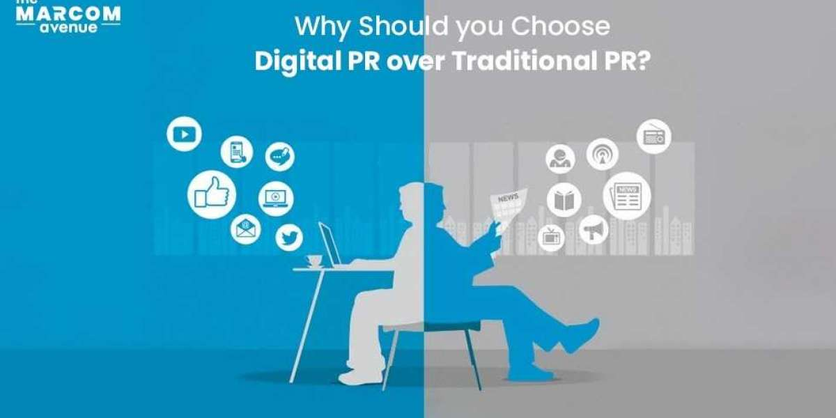 Why Should You Choose Best PR Services In Delhi NCR Over Traditional PR?