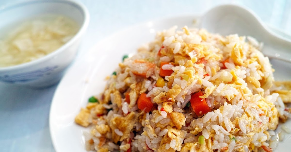 Basic Rice Diet Menu for Weight Loss and Overall Health Well Being