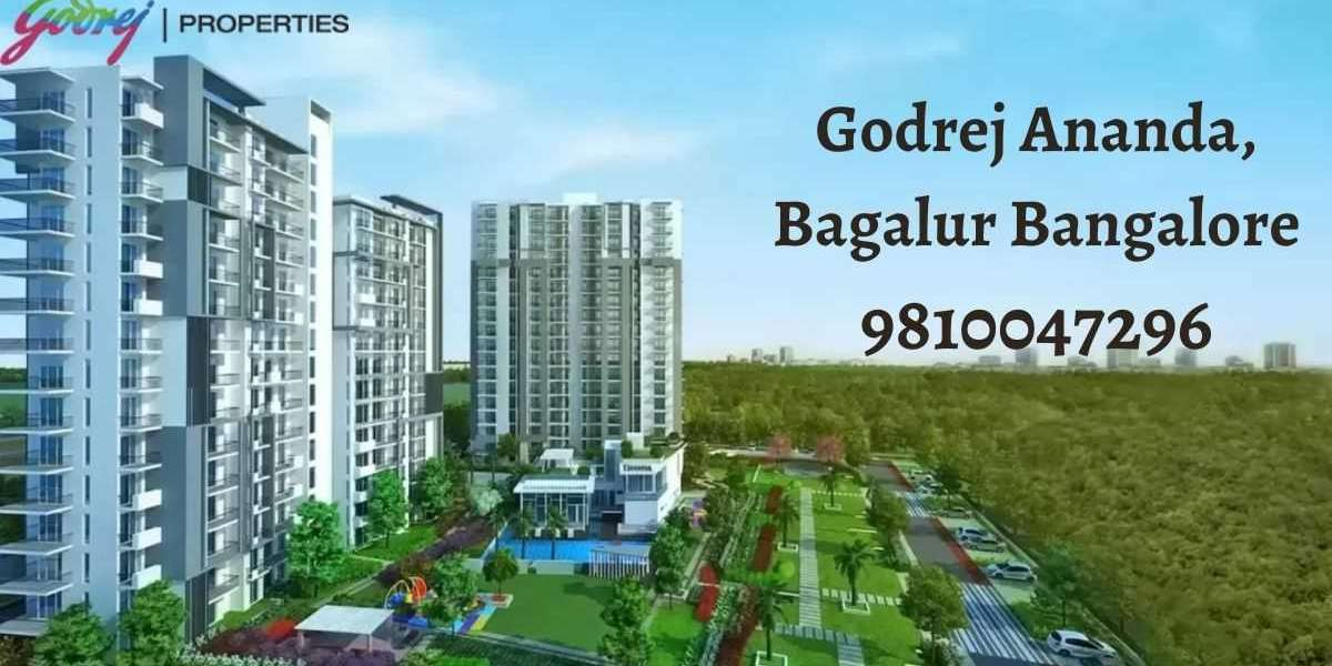 Godrejs Bagalur: Experience Finest Homes In North Bengaluru By Godrej Properties