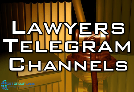 Best Telegram Channel For Lawyers | Get Group Links