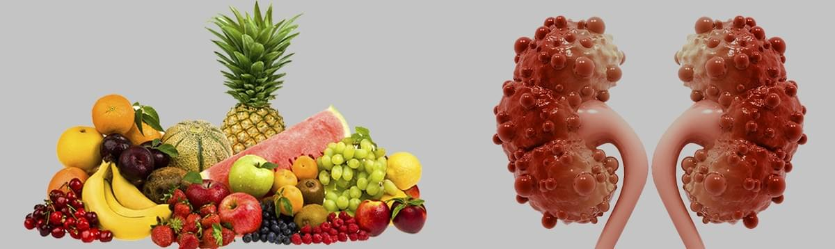 What are the best fruits for kidney damage patients?
