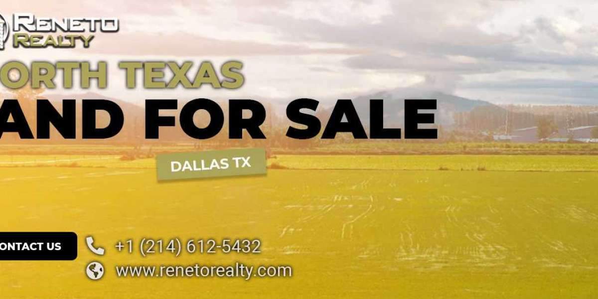 Your Dream Home land Await North Texas Land for Sale