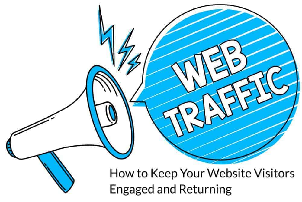 How to Keep New Website Visitors Engaged with Your Brand - Profitbuilder