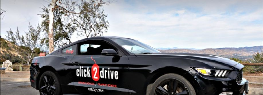 Click2Drive Driving School Cover Image